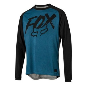 Dres Fox Ranger Drirelease L/S Jersey Midnight