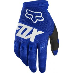 Rukavice Fox Dirtpaw Race Glove Blue/White