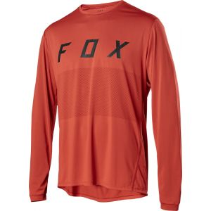 Dres Fox Ranger L/S Fox Jersey Orange Crsh
