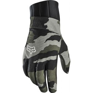 Rukavice Fox Defend Pro Fire Glove Green Camo