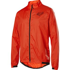 Pánská bunda Fox Defend Wind Jacket Orange Crsh