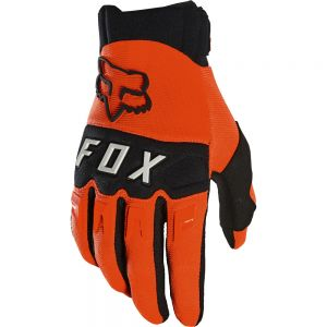 Rukavice Fox Dirtpaw Glove Fluorescent Orange