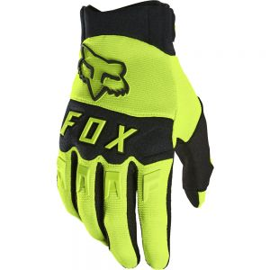 Rukavice Fox Dirtpaw Glove Fluorescent Yellow