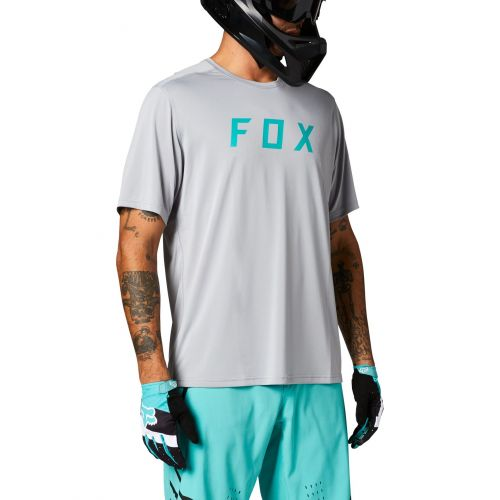 Dres Fox Ranger S/S Jersey Fox Steel Grey