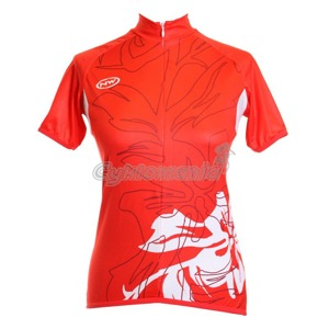 Dres Northwave Elisir lady red/white