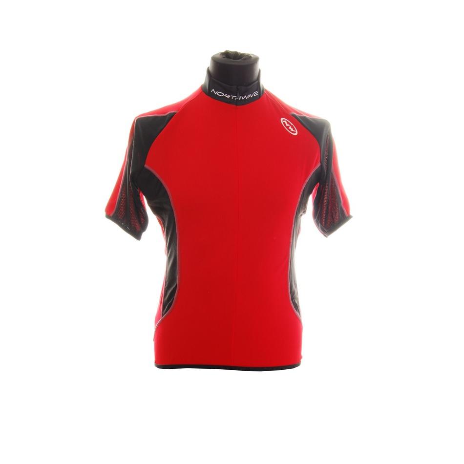 vyprodej. Dres Northwave Stream black red 08 z kategorie Cyklo oblečení 792b2daaa9