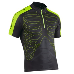 Dres Northwave SKELETON black/yellow
