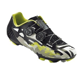 MTB tretry Northwave BLAZE PLUS camo-black