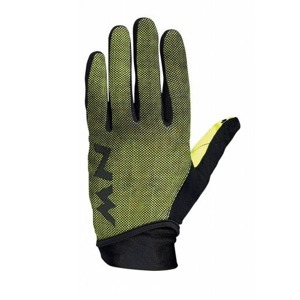 Rukavice Northwave Mtb Air 3 Full black/yellow fluo