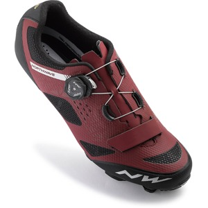 MTB tretry Northwave RAZER dark red