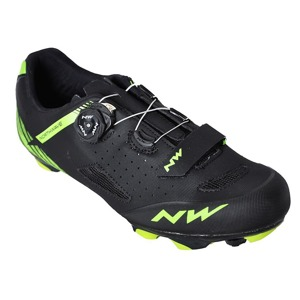 MTB tretry Northwave ORIGIN PLUS black-green