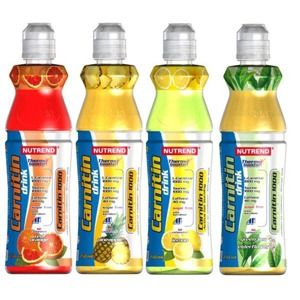Nutrend Carnitin Activity Drink (with caffeine) 750 ml