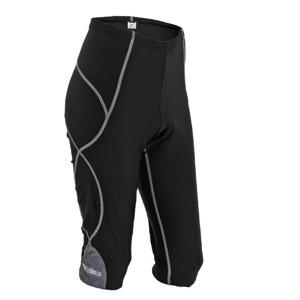 Dámské kalhoty Pell s Lite Bike 3 4 do pasu černé 46f7f77b9a