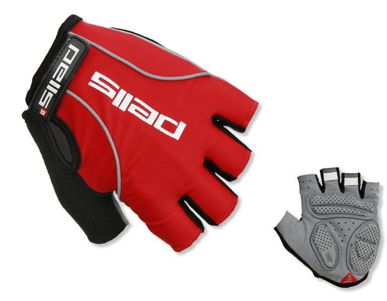 56a46bc8d6 Rukavice Pell s Nairon červené z kategorie Cyklo oblečení