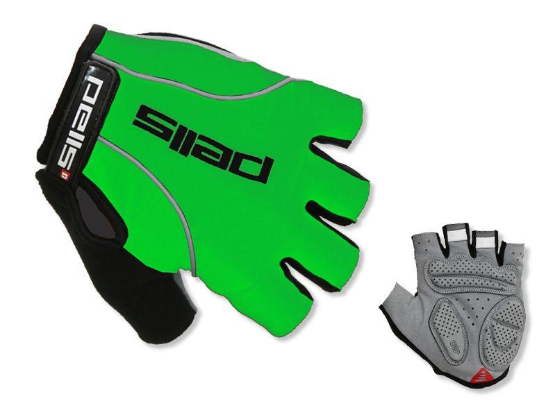 Rukavice Pell s Nairon zelené z kategorie Cyklo oblečení dfcfe2d59f