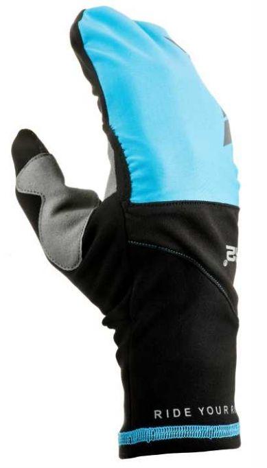 Rukavice R2 Cover black blue z kategorie Cyklo oblečení 74558cf8ba