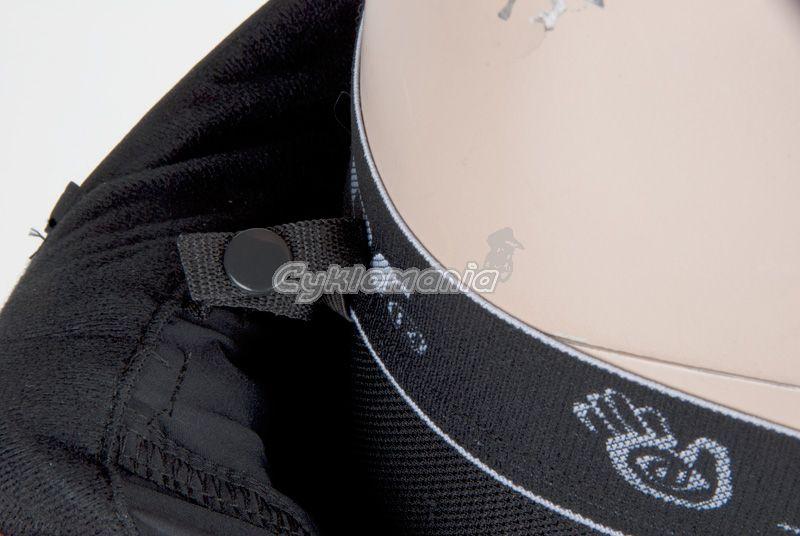 37be5a2c1da Volné kalhoty Sensor Helium černo-červené Cyklomania.cz