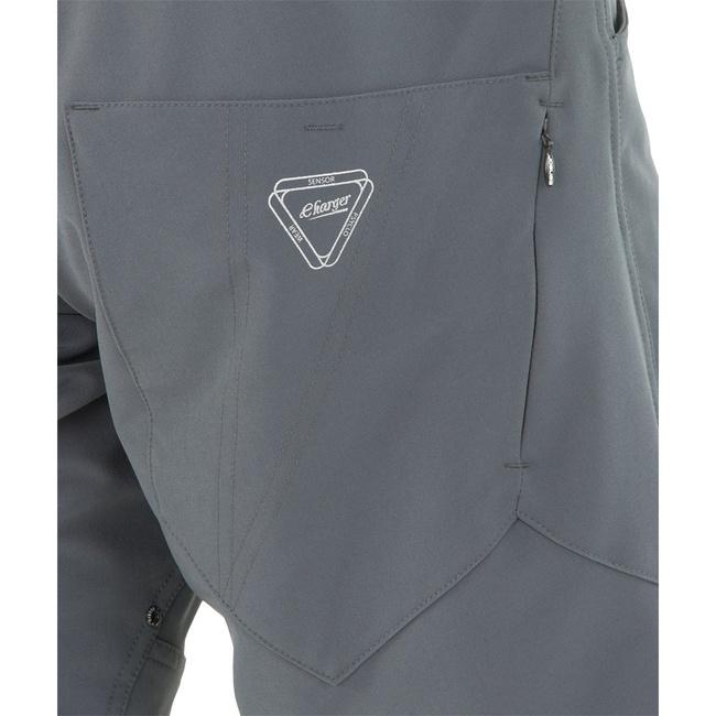 813ec9822ef Volné kalhoty Sensor Charger šedé z kategorie Cyklo oblečení. XL  XL  XL   XL ...