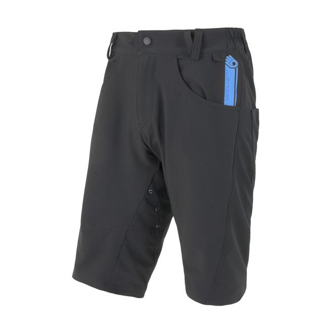 Volné kalhoty Sensor Charger černé z kategorie Cyklo oblečení daf38add20