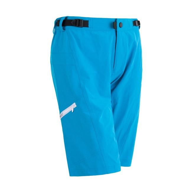 Dámské volné kalhoty Sensor Helium modrá z kategorie Cyklo oblečení 0891f0427d
