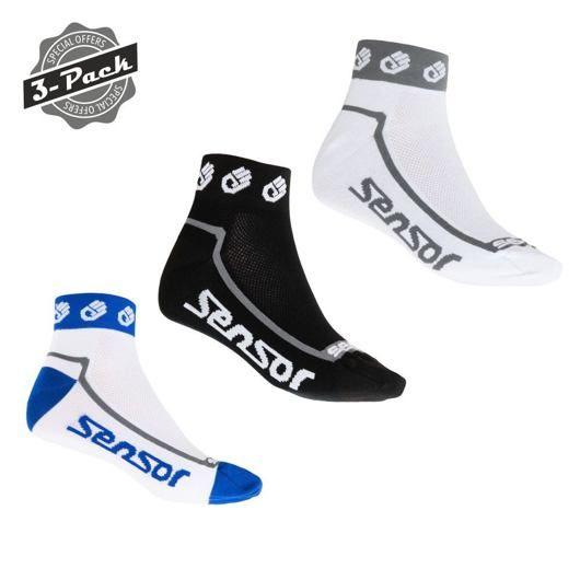 5009cc94b9a Ponožky Sensor Race Ručičky 3-pack z kategorie Výhodné balíčky
