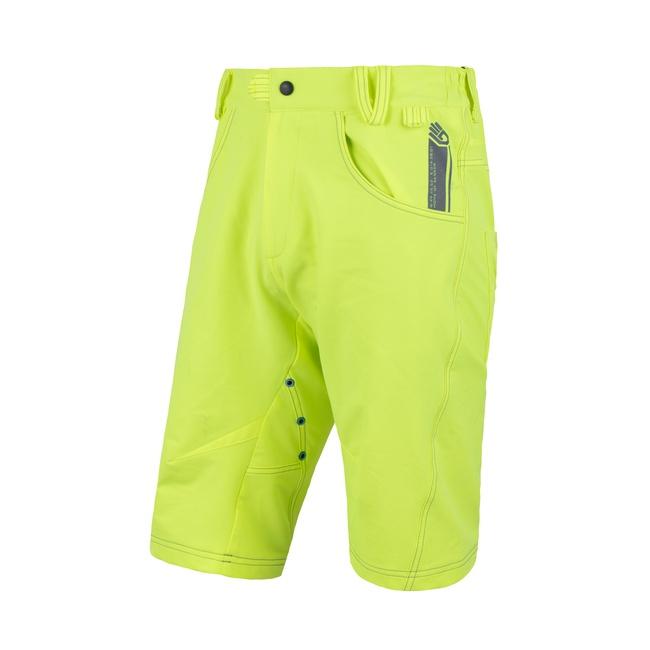 Volné kalhoty Sensor Charger reflex žluté z kategorie Cyklo oblečení ec6520bcc1
