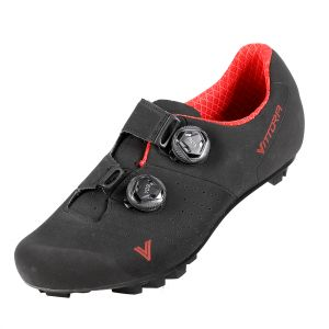 MTB tretry Vittoria KOM black
